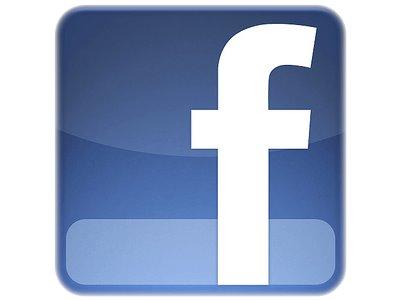 Loggan för Facebook.